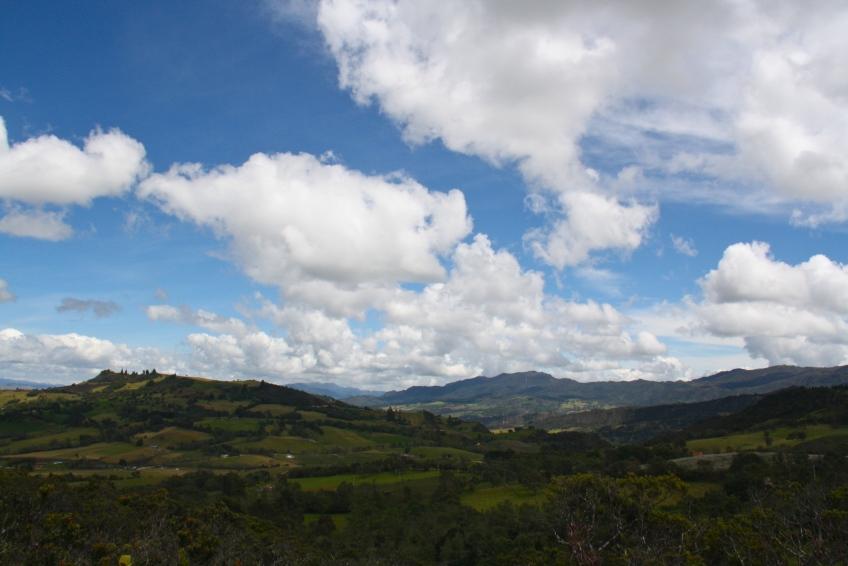 Clouds, etc.