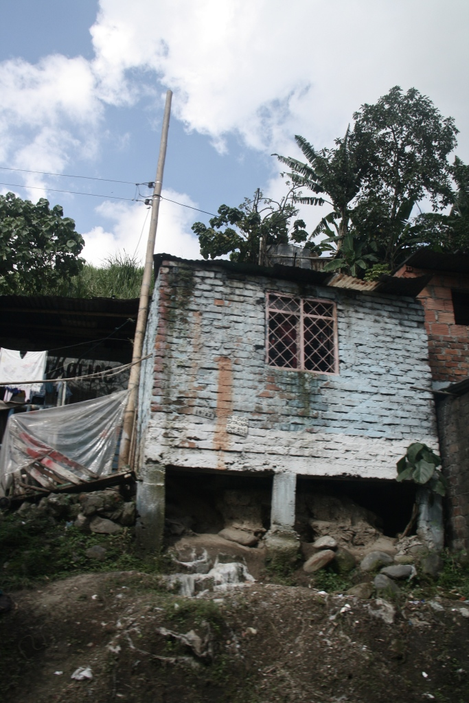 """god forbid any house in the country lack the ability to watch """"colombia tiene talento"""""""