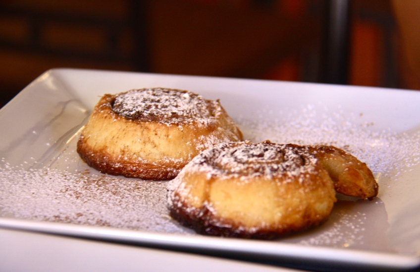 and even powdered sugar!