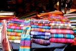 Otavalo market: where any and all scarf-related dreams come true